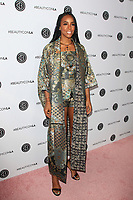 LOS ANGELES - AUG 12: Kelly Rowland at the 5th Annual BeautyCon Festival Los Angeles at the Convention Center on August 12, 2017 in Los Angeles, California