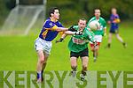 Niall O'Shea Ballymac Gene McCarthy Legion    Copyright Kerry's Eye 2008