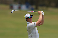 Nick Voke (NZL) on the 11th fairway during Round 2 of the Australian PGA Championship at  RACV Royal Pines Resort, Gold Coast, Queensland, Australia. 20/12/2019.<br /> Picture Thos Caffrey / Golffile.ie<br /> <br /> All photo usage must carry mandatory copyright credit (© Golffile | Thos Caffrey)