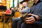 "The ""Traditional Music Tour"" in the Cathedral Quarter in Belfast, Northern Ireland"