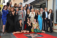 Lynda Carter, Family &amp; Friends at the Hollywood Walk of Fame Star Ceremony honoring TV's &quot;Wonder Woman&quot; star Lynda Carter on Hollywood Boulevard, Los Angeles, USA 03 April 2018<br /> Picture: Paul Smith/Featureflash/SilverHub 0208 004 5359 sales@silverhubmedia.com