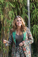 American actress Cassandra Scerbo poses
