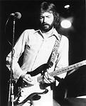 Eric Clapton 1970's