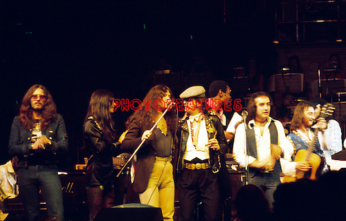 Butterfly Ball 1975 Dabid Coverdale Glenn Hughes Tony Ashton John Lawton Roger Glover<br /> &copy; Chris Walter