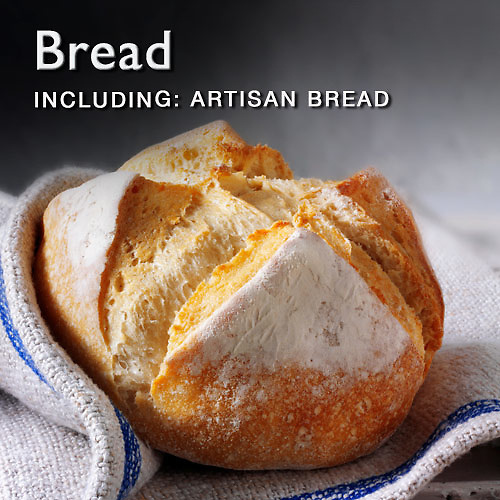 Food Pictures & images of bread including artisan bread