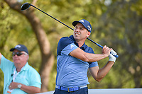 Sergio Garcia (ESP) watches his tee shot on 12 during day 1 of the WGC Dell Match Play, at the Austin Country Club, Austin, Texas, USA. 3/27/2019.<br /> Picture: Golffile | Ken Murray<br /> <br /> <br /> All photo usage must carry mandatory copyright credit (© Golffile | Ken Murray)