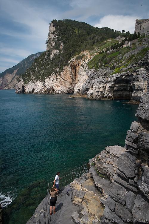 A beautiful cove on the Ligurian Sea where Lord Byron came to write and meditate.