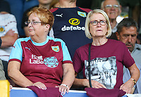 Burnley fans wait for kick off<br /> <br /> Photographer Alex Dodd/CameraSport<br /> <br /> UEFA Europa League - Europa League Qualifying Round 2 2nd Leg - Burnley v Aberdeen - Thursday 2nd August 2018 - Turf Moor - Burnley<br />  <br /> World Copyright © 2018 CameraSport. All rights reserved. 43 Linden Ave. Countesthorpe. Leicester. England. LE8 5PG - Tel: +44 (0) 116 277 4147 - admin@camerasport.com - www.camerasport.com