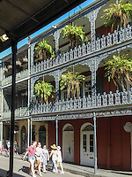 New Orleans in March 2016