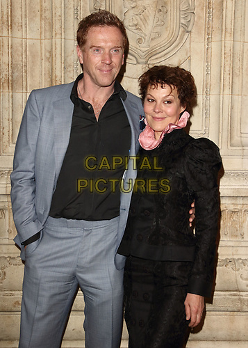 Damian Lewis and Helen McCrory at the English National Ballet's Cinderella - Opening Night - at the Royal Albert Hall, Kensington, London on June 6th 2019<br /> CAP/ROS<br /> ©ROS/Capital Pictures