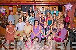 BIRTHDAY PARTY: Doreen O'Sullivan Tullig, Castleisland, who held her 30th birthday party in The River Island Hotel, Castleisland on Saturday night were her family and friends attended.