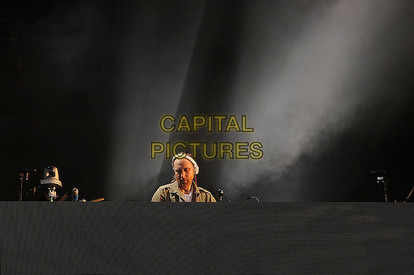 LONDON, ENGLAND - JULY 5: David Guetta performing at Wireless Festival, Finsbury Park on July 5, 2015 in London, England.<br /> CAP/MAR<br /> &copy; Martin Harris/Capital Pictures