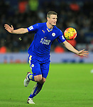 Leicester's Robert Huth in action<br /> <br /> Barclays Premier League- Leicester City vs Manchester City - King Power Stadium - England - 29th December 2015 - Picture - David Klein/Sportimage