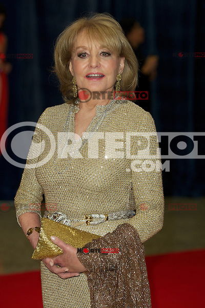 WASHINGTON, DC - APRIL 28:  Barbara Walters attends the 2012 White House Correspondents Dinner at the Washington Hilton Hotel in Washington, D.C  on April 28, 2012  ( Photo by Chaz Niell/Media Punch Inc.)