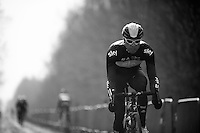 Paris-Roubaix 2012 recon..Edvald Boasson Hagen