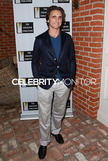 LOS ANGELES, CA, USA - OCTOBER 21: Lawrence Bender arrives at The Creative Coalition's 'Art of Discovery' Los Angeles Launch Party held at the Home of Lawrence Bender on October 21, 2014 in Los Angeles, California, United States. (Photo by David Acosta/Celebrity Monitor)
