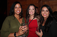 Andrea Ortquist (from left), Rachael Noah, Bethany Brown