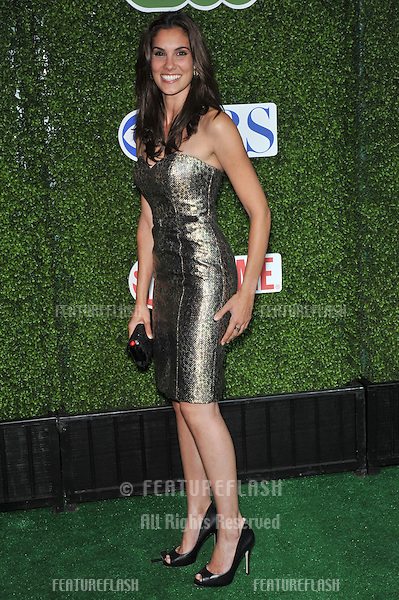 "Daniela Ruah - star of ""NCIS: Los Angeles"" - at CBS TV Summer Press Tour Party in Beverly Hills. .July 28, 2010  Los Angeles, CA.Picture: Paul Smith / Featureflash"