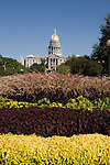 Colorado State Capitol and Civic Center Park in downtown Denver, Colorado. .  John offers private photo tours in Denver, Boulder and throughout Colorado. Year-round Colorado photo tours.