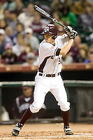 Raley, Brooks 4089.jpg. Houston Cougars vs Texas A&M Aggies in NCAA Baseball. Houston College Classic at Minute Maid Park on March 1st 2009 in Houston, Texas. Photo by Andrew Woolley.