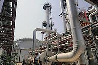- centrale termoelettrica ENEL Palladio a Fusina, presso Porto Marghera<br /> <br /> - ENEL thermoelectric plant Palladio in Fusina, near Porto Marghera