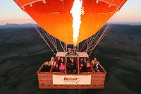 20130821 August 21 Hot Air Balloon Gold Coast