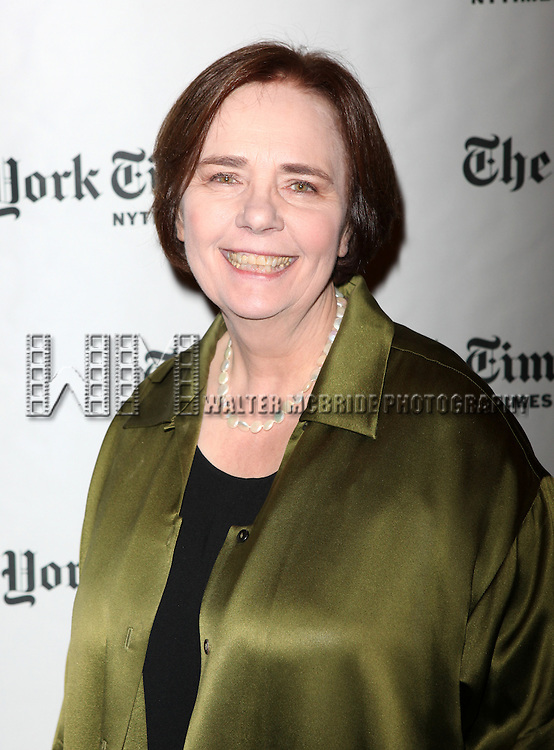 Gail Collins.attending the New York Times 10th Annual Arts & Leisure Weekend in New York City.