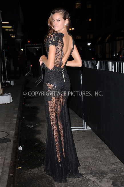 WWW.ACEPIXS.COM . . . . . February 14, 2012...New York City...Sports Illustrated swimsuit model Izabel Goulart attends SI Swimsuit Launch Party at Crimson on February 14, 2012 in New York City....Please byline: KRISTIN CALLAHAN - ACEPIXS.COM.. . . . . . ..Ace Pictures, Inc: ..tel: (212) 243 8787 or (646) 769 0430..e-mail: info@acepixs.com..web: http://www.acepixs.com .