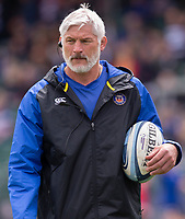 Bath Rugby's Head Coach Todd Blackadder<br /> <br /> Photographer Bob Bradford/CameraSport<br /> <br /> Premiership Rugby Cup - Bath Rugby v Wasps - Sunday 5th May 2019 - The Recreation Ground - Bath<br /> <br /> World Copyright © 2018 CameraSport. All rights reserved. 43 Linden Ave. Countesthorpe. Leicester. England. LE8 5PG - Tel: +44 (0) 116 277 4147 - admin@camerasport.com - www.camerasport.com