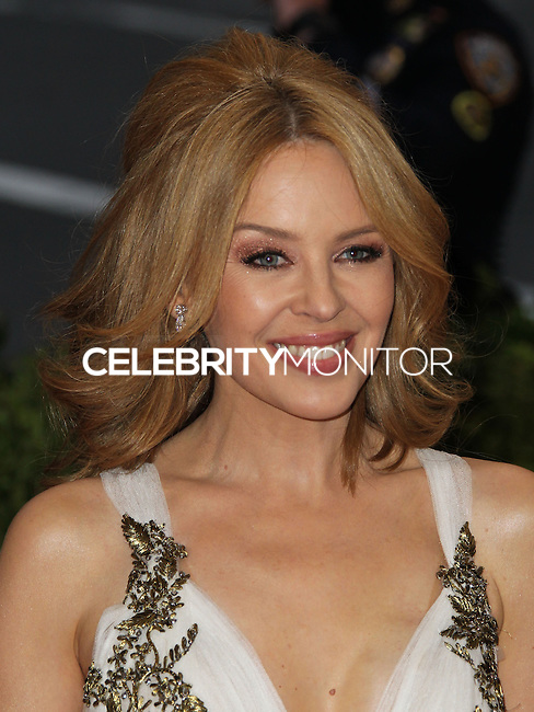 """NEW YORK CITY, NY, USA - MAY 05: Kylie Minogue at the """"Charles James: Beyond Fashion"""" Costume Institute Gala held at the Metropolitan Museum of Art on May 5, 2014 in New York City, New York, United States. (Photo by Xavier Collin/Celebrity Monitor)"""