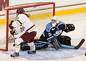 Caitrin Lonergan (BC - 11), Carly Jackson (Maine - 33) - The Boston College Eagles defeated the visiting University of Maine Black Bears 2-1 on Saturday, October 8, 2016, at Kelley Rink in Conte Forum in Chestnut Hill, Massachusetts.  The University of North Dakota Fighting Hawks celebrate their 2016 D1 national championship win on Saturday, April 9, 2016, at Amalie Arena in Tampa, Florida.