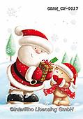 Roger, CHRISTMAS SANTA, SNOWMAN, WEIHNACHTSMÄNNER, SCHNEEMÄNNER, PAPÁ NOEL, MUÑECOS DE NIEVE, paintings+++++,GBRMCX-0017,#x#