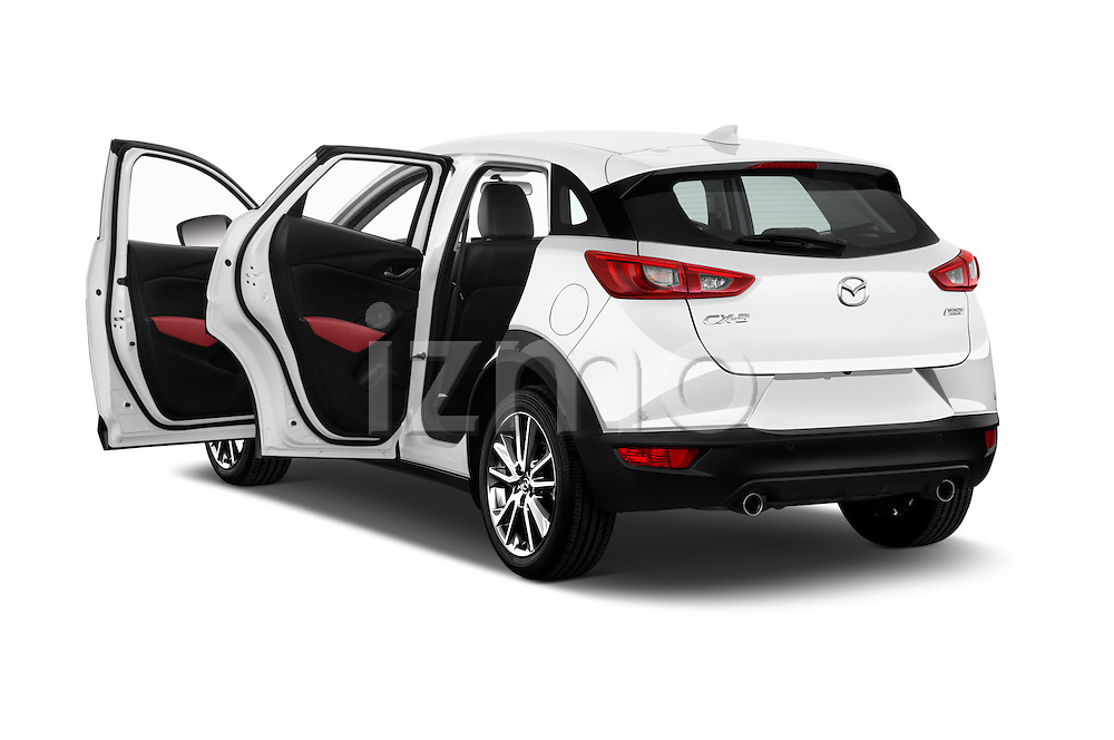 Car images of 2015 Mazda CX-3 Pure Edition 5 Door Suv Doors