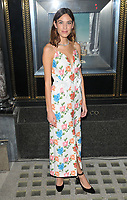 Alexa Chung at the Tiffany &amp; Co Christmas 2017 windows unveiling, Tiffany &amp; Co, Old Bond Street, London, England, UK, on Monday 06 November 2017.<br /> CAP/CAN<br /> &copy;CAN/Capital Pictures /MediaPunch ***NORTH AND SOUTH AMERICAS ONLY***