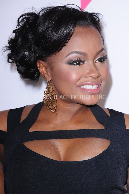 WWW.ACEPIXS.COM . . . . . .April 3, 2013...New York City...Phaedra Parks attends the 2013 Bravo New York Upfront at Pillars 37 Studios on April 3, 2013 in New York City ....Please byline: KRISTIN CALLAHAN - ACEPIXS.COM.. . . . . . ..Ace Pictures, Inc: ..tel: (212) 243 8787 or (646) 769 0430..e-mail: info@acepixs.com..web: http://www.acepixs.com .