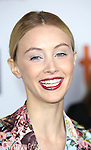 Sarah Gadon attending the Red Carpet Arrivals for 'Maps To The Stars' at the Roy Thomson Hall during the 2014 Toronto International Film Festival on September 9, 2014 in Toronto, Canada.