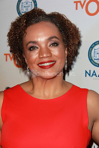 PASADENA, CA - FEBRUARY 5: Nina Foxx at the 46th NAACP Image Awards Non-Televised Ceremony at the Pasadena Convention Center in Pasadena, California on February 5, 2015. Credit: David Edwards/Dailyceleb/MediaPunch
