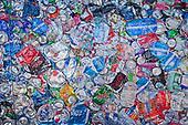 Recycling Center, Los Angeles, California, USA