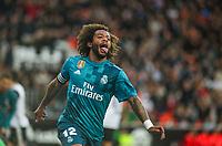 2018.01.27 La Liga Valencia CF VS Real Madrid CF