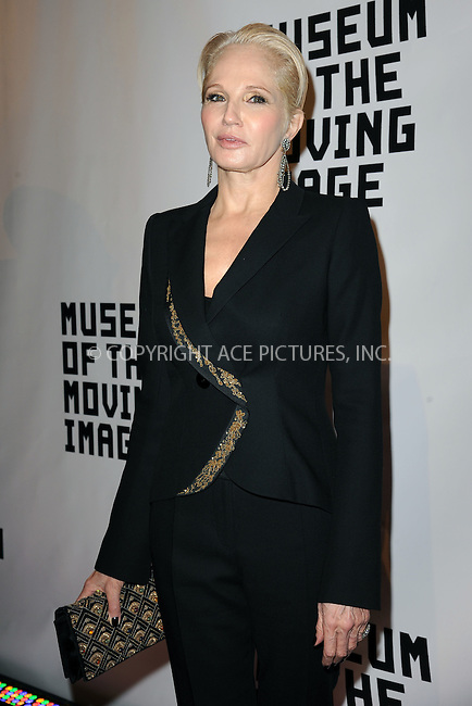 WWW.ACEPIXS.COM<br /> January 20, 2015 New York City<br /> <br /> Ellen Barkin attending the Museum of The Moving Image honors Julianne Moore at 583 Park Avenue on January 20, 2015 in New York City.<br /> <br /> Please byline: Kristin Callahan/AcePictures<br /> <br /> ACEPIXS.COM<br /> <br /> Tel: (212) 243 8787 or (646) 769 0430<br /> e-mail: info@acepixs.com<br /> web: http://www.acepixs.com