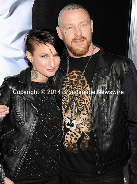 Pictured: Jason Ellis; Katie Gilbert<br /> Mandatory Credit &copy; Joseph Gotfriedy/Broadimage<br /> &quot;3 Days To Kill&quot; - Los Angeles Premiere<br /> <br /> 2/12/14, Hollywood, California, United States of America<br /> <br /> Broadimage Newswire<br /> Los Angeles 1+  (310) 301-1027<br /> New York      1+  (646) 827-9134<br /> sales@broadimage.com<br /> http://www.broadimage.com