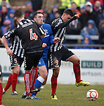 160313 Elgin City v Rangers
