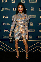 Beverly Hills, CA - JAN 06:  Indya Moore attends the FOX, FX, and Hulu 2019 Golden Globe Awards After Party at The Beverly Hilton on January 6 2019 in Beverly Hills CA. <br /> CAP/MPI/IS/CSH<br /> ©CSHIS/MPI/Capital Pictures