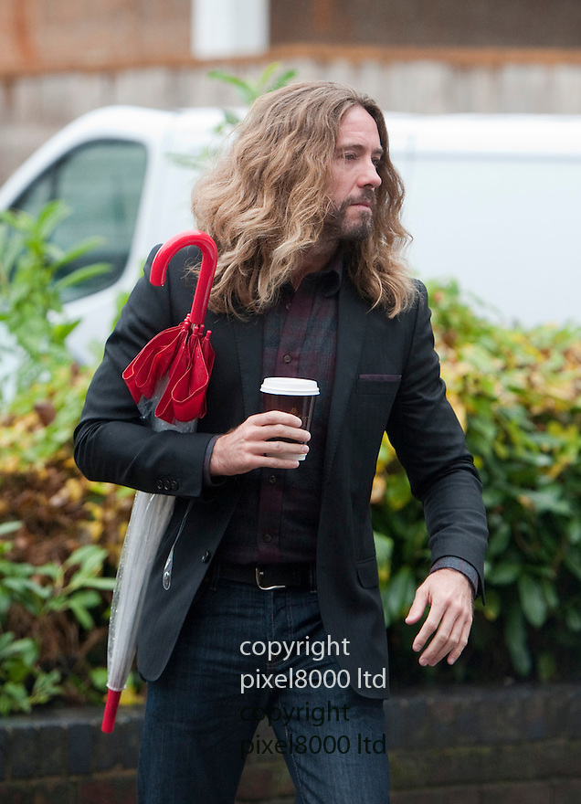 Justin Lee Collins trial today.Justin arrives for his case ...Pic by Gavin Rodgers/Pixel 8000 Ltd 1.10.12
