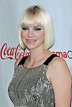Anna Faris at the Cinemacon Awards Night 2012 held at Caesars Palace in Las Vegas, Nevada. April 26, 2012