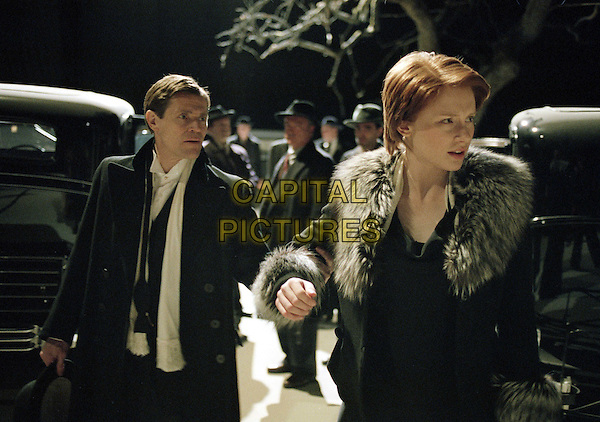 WILLEM DAFOE & BRYCE DALLAS HOWARD.in Manderlay.*Editorial Use Only*.www.capitalpictures.com.sales@capitalpictures.com.Supplied by Capital Pictures.