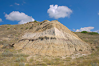 Badlands along the South Saskatchewan River off Hwy 41<br />