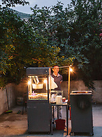 Pop Corn Seller in Mostar