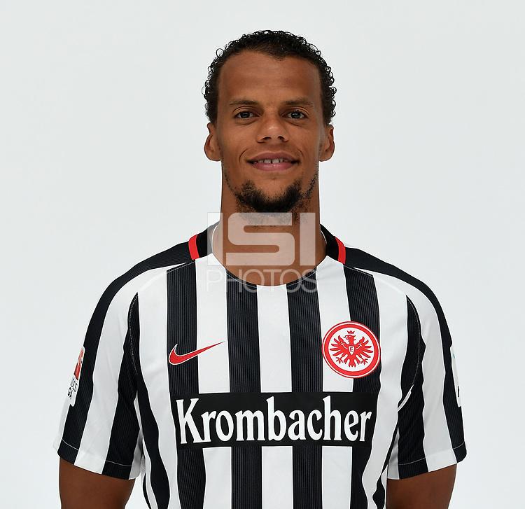Football: Germany, 1. Bundesliag, Eintracht Frankfurt,  2016/2016, Frankfurt,<br /> Timothy Chandler (Frankfurt)<br /> <br />  .<br /> .