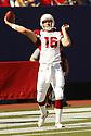 John Navarre during the NY Giants v. Arizona Cardinals game on September 11, 2005. Giants win 42-19..Kevin Tanaka / SportPics
